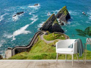 Dunquin Harbor, County Kerry, Ireland