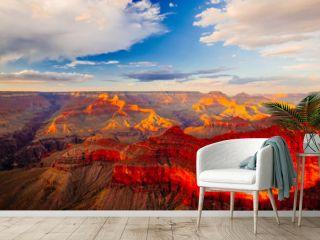 Mather Point, View Point, Grand Canyon National Park, Arizona, U
