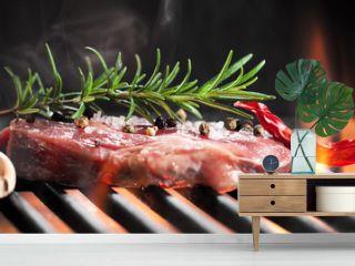 Steak vom Grill