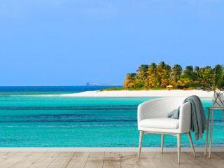 panorama of anguilla island