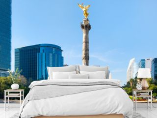 The Angel of Independence, a symbol of Mexico City
