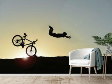 bisiklet kazası & tehlikeli bisiklet sürüşü