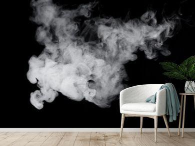 Image of cigarette's smoke