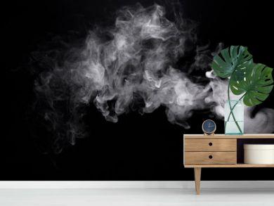 Image of cloud smoke