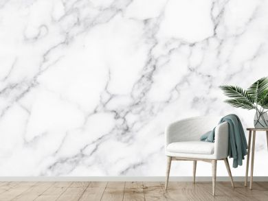 White marble texture and background.