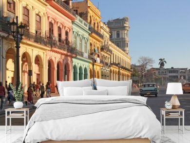 Paseo de Marti, Havanna, Altstadt, Kuba