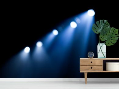 Light theater projectors