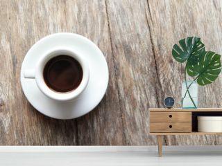 tasse de café blanche porcelaine