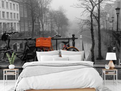 Utrecht Orange Bike