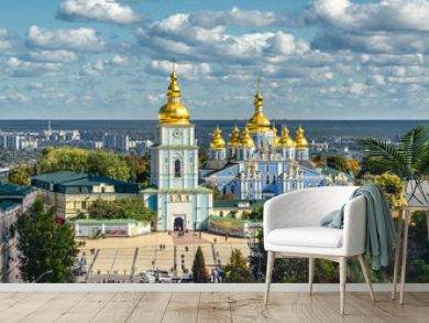 St. Michael's Golden-Domed Monastery, Kiev, Ukraine