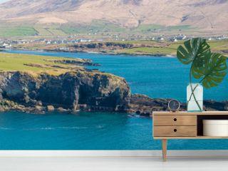 Landscape near Bray Head Country Kerry Ring of Kerry Ireland