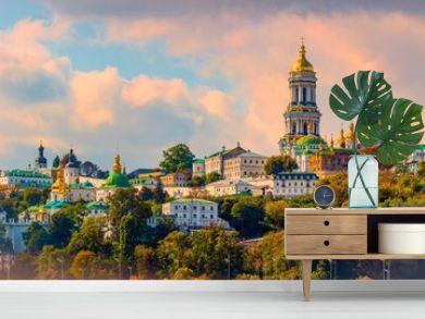 Kiev Pechersk Lavra or the Kiev Monastery of the Caves. Kiev.