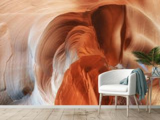 Slot Canyon abstract background near Page. Canyon Antelope. Travel concept