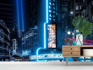 Fenna van der Vliet - Lights of Broadway
