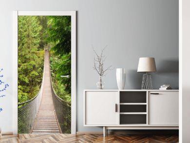 lynn valley suspension bridge