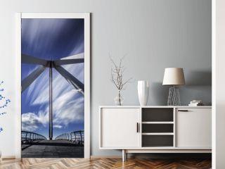 bridge madrid. Spain.