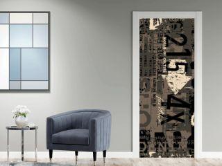 Abstract graffiti grunge vector seamless pattern