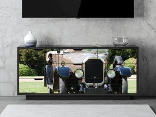 Antique luxury classic car