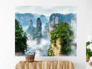 Zhangjiajie Wulingyuan
