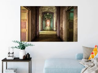 Peter Odekerken - Broken Hallway