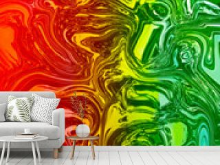 abstract colorful background of water