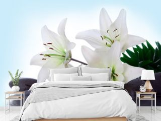 madonna lily and spa stone