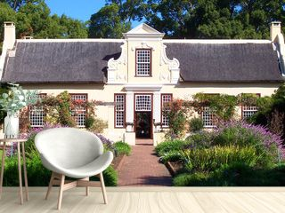 South-Africa cape wine estate home