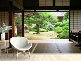 interieur traditionnel japon