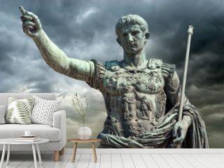 Augusto (Gaius Iulius Cæsar Octavianus Augustus), Roma