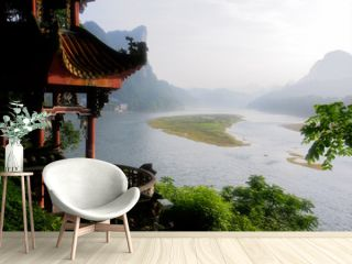 Li-river, Yangshuo, China