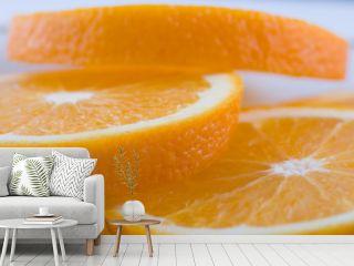 3 Orangenscheiben
