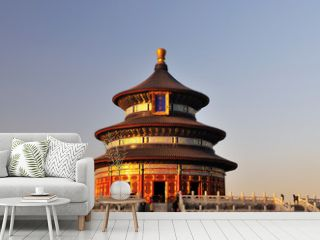 The Hall of Prayer for Good Harvests in the Temple of Heaven