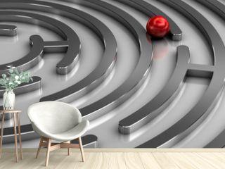 chrome labirint