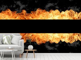 Fire stripe