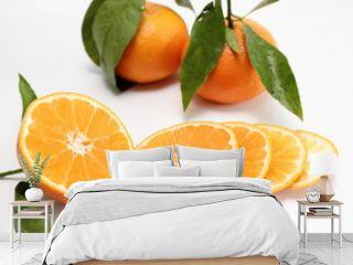 clementine in scheiben