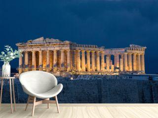 Athens Acropolis Parthenon