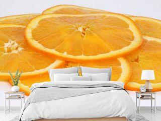 5 Orangenscheiben
