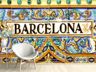 barcelona sign
