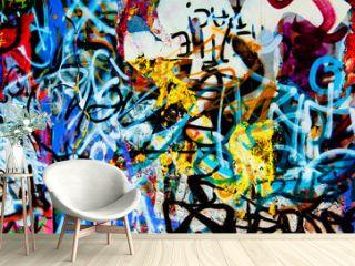 grafitti background