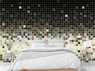 An Abstract Background with Squares