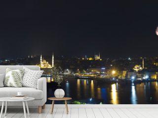 Istanbul Turkey,Panoramic View