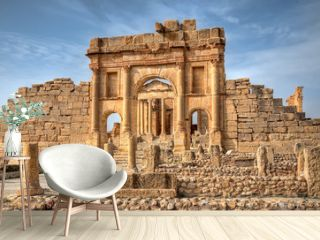 Famous ruins