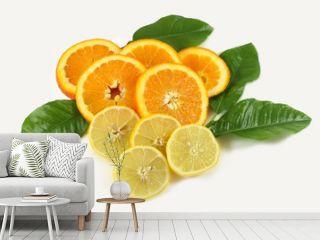 Orange Zitrone Citrus