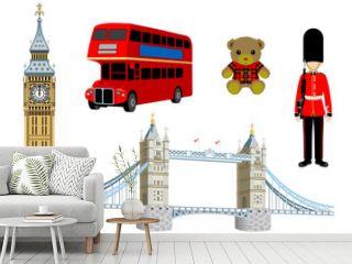 London's   image set