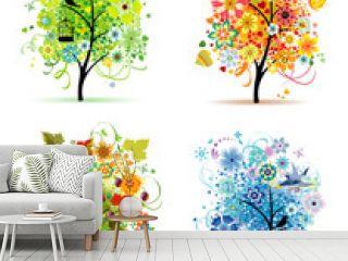 Four Tree