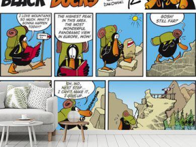 Black Ducks Comic Story episode 70