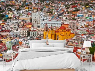 Colonial architecture at its best Guanajuato Mexico