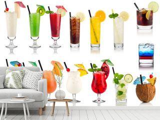 cocktail and longdrink set