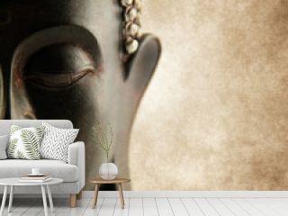 Buddha grunge style