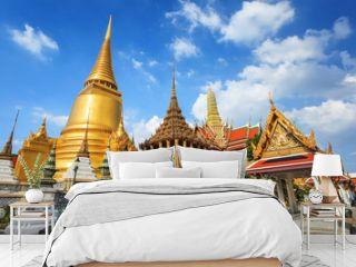 Wat Phra Kaew, Bangkok, Thailand